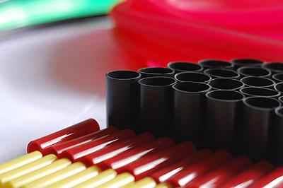 Трубки порезанные на отрезки